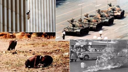 Día de la Fotografía: 8 imágenes que son parte de la historia contemporánea