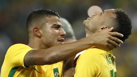 Río 2016: Neymar lloró tras darle a Brasil su primer oro en JJ.OO.
