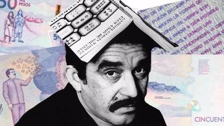 Conoce el nuevo billete con el rostro de García Márquez lanzado en Colombia