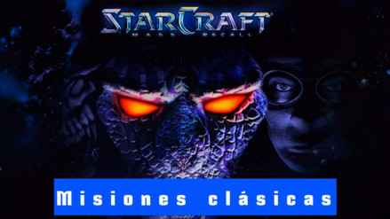 Juega la campaña de Brood War en StarCraft II