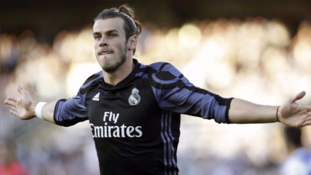 Real Madrid goleó 3-0 a Real Sociedad en su debut en la Liga Santander