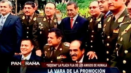 Estado contrató a miembros de promoción de Humala antes del fin de su gobierno