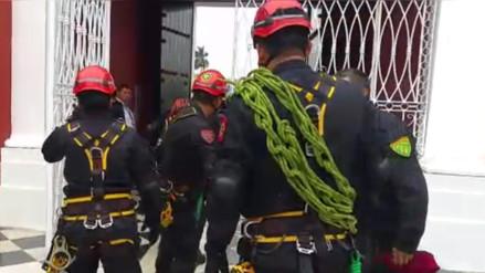 Trujillo: realizarán capacitación internacional de rescate en caso de sismo