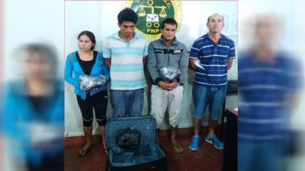 """Capturan a """"Los capos de San Juan de Cajaruro"""" intentando trasladar droga - RPP Noticias"""