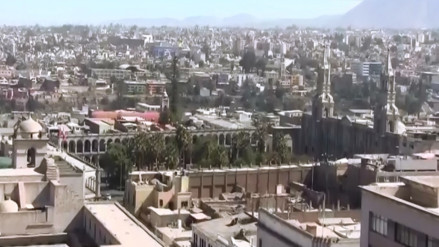 Casonas del centro histórico de Arequipa en riesgo por sismos