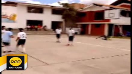 Cajamarca sede del Campeonato Nacional de Futbol de Invidentes