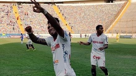 Universitario goleó 4-0 a Alianza Atlético con doblete de Alexi Gómez