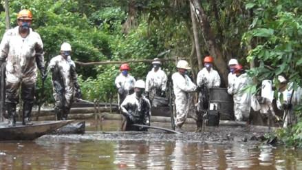 Osinergmin supervisa derrames de petróleo en oleoducto Nor Peruano