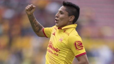 Selección Peruana: Raúl Ruidíaz fue para los hinchas el mejor de Morelia