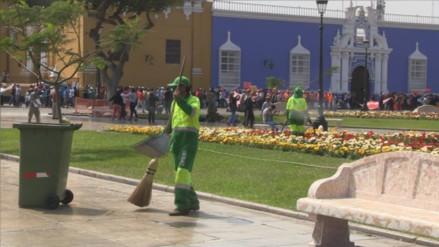 Trujillo: investigan a 9 trabajadores del Segat por reciclar en horas de trabajo