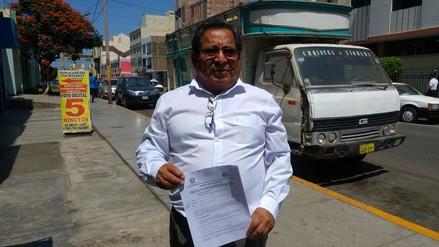 Consejero Regional de Áncash pedirá garantías contra Waldo Ríos