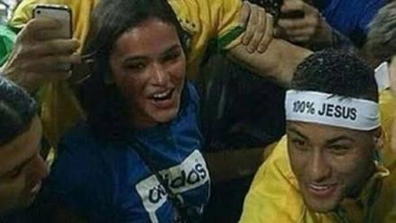 Neymar: medios especulan que regresó con la modelo Bruna Marquezine