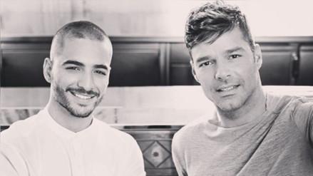 Instagram: Maluma y Ricky Martin anuncian nuevo proyecto