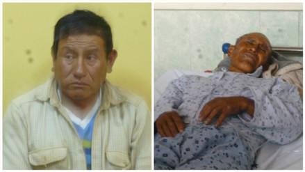 Huamachuco: sobrino agrede con palo a tío y lo deja al borde la muerte