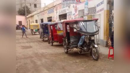 Casa Grande: mototaxistas se oponen a revisión técnica