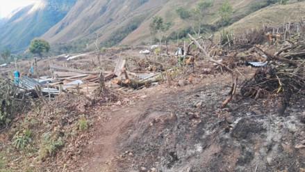 Chanchamayo: detienen a personas que hacían disturbios en Uchubamba