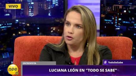 Luciana León:
