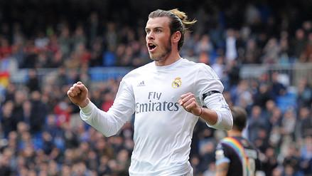Real Madrid extendió su vínculo con Gareth Bale hasta el año 2021