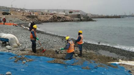 Reportan nuevas filtraciones de hidrocarburos en puerto de Ilo