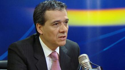 Segura: Déficit fiscal de 3.3% no es por mayor gasto público en gobierno de Humala