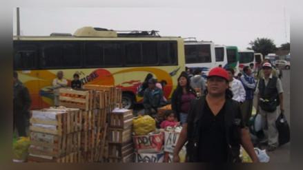 Aumentarían precio de pasajes a provincias de Ascope y Virú