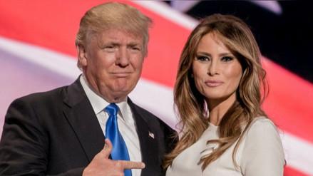 Melania Trump demandará a medio británico por decir que era dama de compañía
