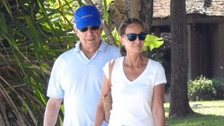 Mario Vargas Llosa sufrió picaduras de medusas durante sus vacaciones con Isabel Preysler