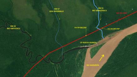 Fuga de petróleo en Urarinas fue provocada por terceras personas