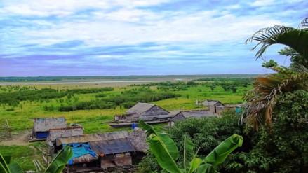 Amazonas: fuertes lluvias y vientos afectaron más de 90 casas