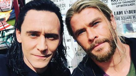 """""""Thor: Ragnarok"""", revelan nuevas imágenes desde el set de filmación"""