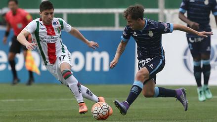 Real Garcilaso empató 2-2 con Palestino por la Copa Sudamericana