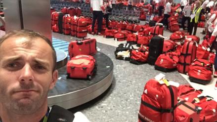 Twitter: la delegación olímpica británica y el difícil reto de encontrar su maleta