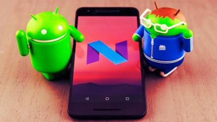 Estos son los dispositivos que podrás actualizar a Android 7.0 Nougat