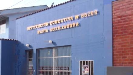 Inspeccionan colegio de Carhuaz donde escolares se intoxicaron