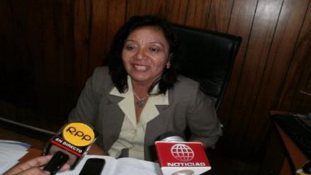 Esta madrugada falleció la exdirectora de la UGEL Lambayeque