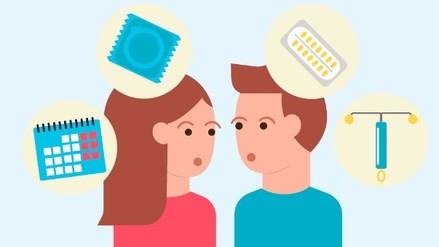 Infografía: ¿Conoces los métodos anticonceptivos?