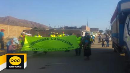 Trujillo: ronderos de Simbal protestan por robo de ganados