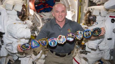 Jeff Williams bate el récord de EE.UU. de estancia en el espacio