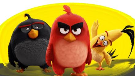 Rovio prepara secuela cinematográfica de Angry Birds