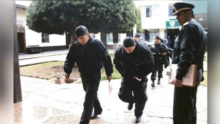 Juliaca: nueve meses de prisión preventiva a policías que cobraron coima