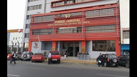 Chimbote: Rommel Meza permanece en la carceleta judicial