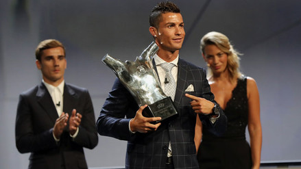 Cristiano Ronaldo ratificó que se quiere retirar en el Real Madrid