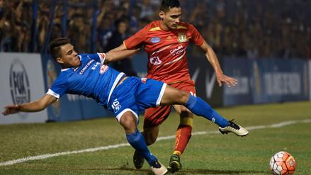 Sport Huancayo perdió 1-0 ante Sol de América por la Copa Sudamericana