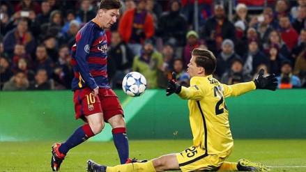 Champions League: gol de Lionel Messi es elegido el mejor de la temporada