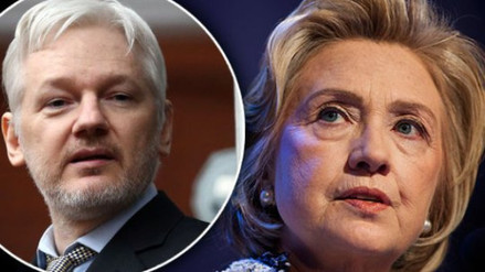 Video: Julian Assange amenaza a Hillary Clinton con nuevas filtraciones