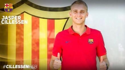 Jasper Cillesen al Barcelona: arquero holandés firmó por 5 temporadas