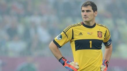 Rusia 2018: Iker Casillas no fue llamado a la Selección de España
