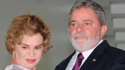 Inculpan a Lula da Silva y su esposa por corrupción y lavado de dinero