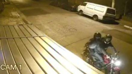 Facebook: policía se salva de ser abatido por dos sicarios en su casa