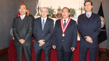 Hoy juramentaron los tres nuevos directores del Banco Central